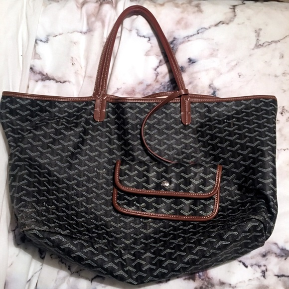 Goyard Handbags - Goyard St. Louis Tote GM Bag